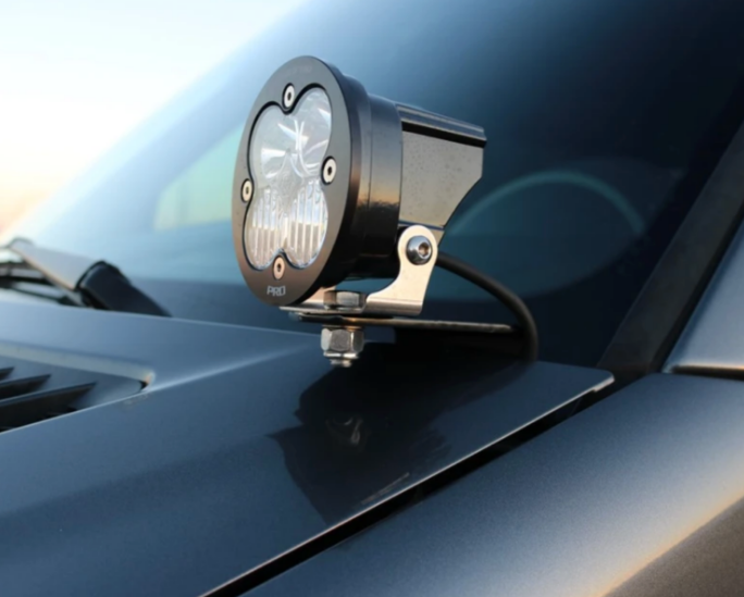 LIGHT POD MOUNT - Van Compass