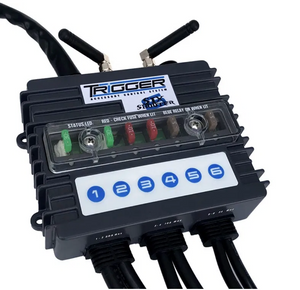 Trigger Six-Shooter Wireless Control Module