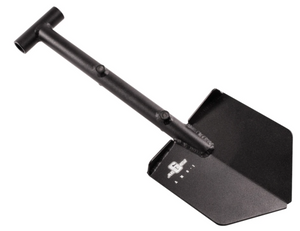 Agency 6 Aluminum Recovery Shovel with Mount