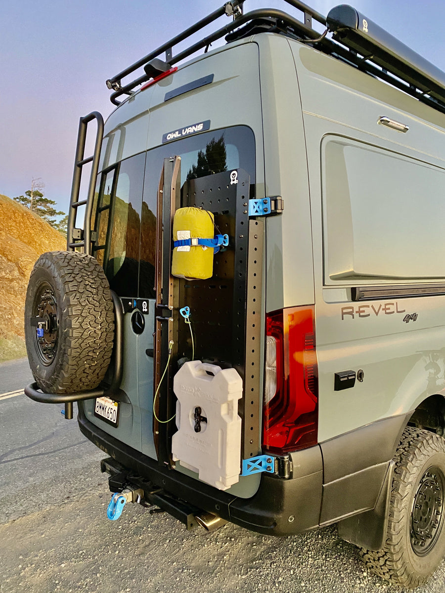 Sherpa Cargo Carrier for Revel Van