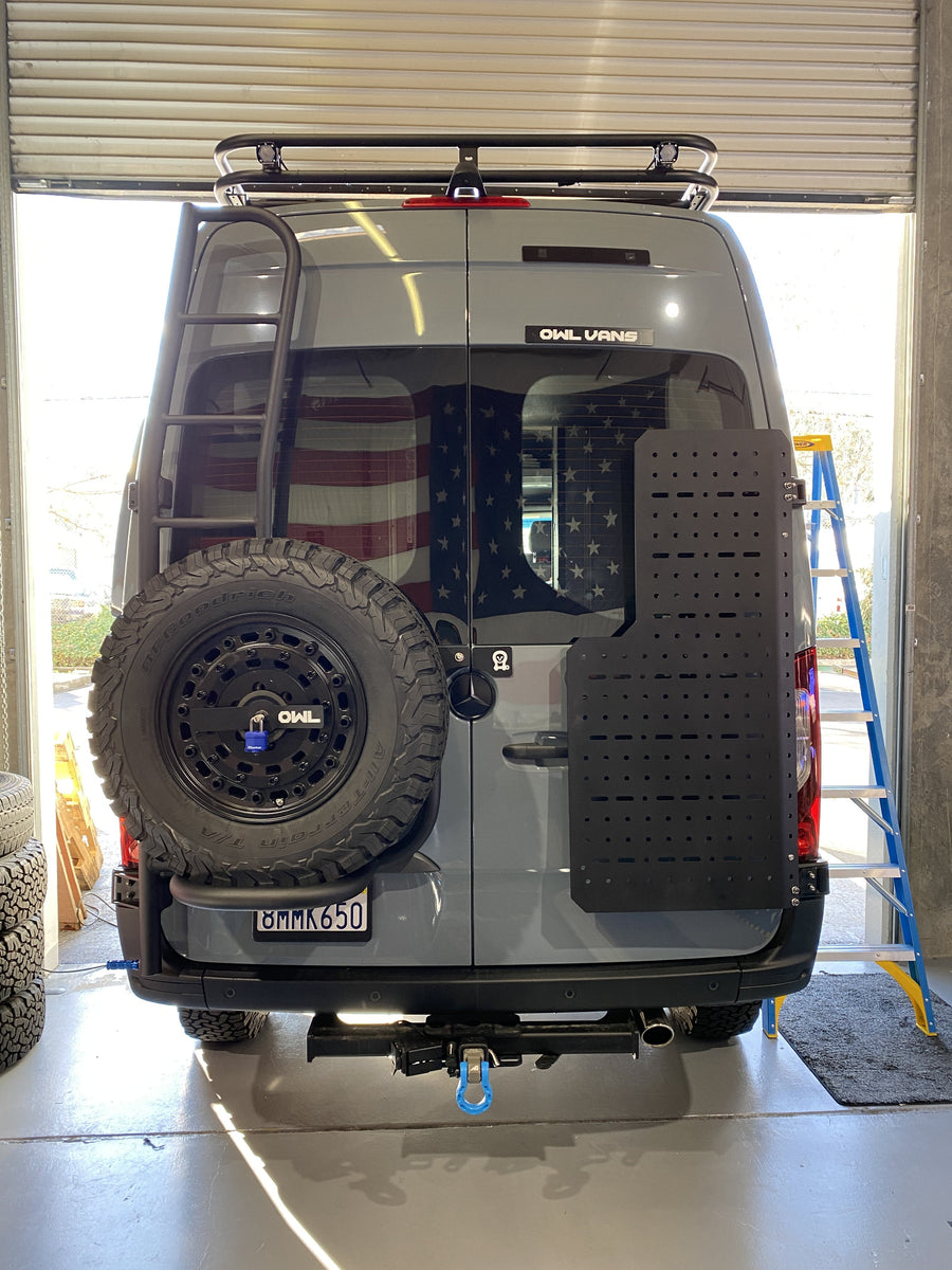Sherpa Cargo Carrier for Sprinter Van