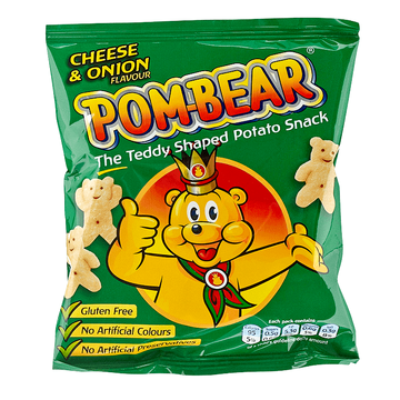 Pom-Bears Cheese and Onion 19g