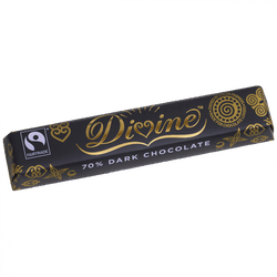 Divine Dark Chocolate 35g