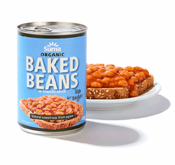 Baked Beans - Low Sugar 400g