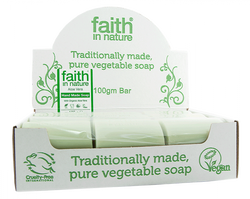 1 x Unwrapped Bar Aloe Vera Soap 100G
