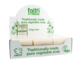 1 x Unwrapped Tea Tree Soap 100G