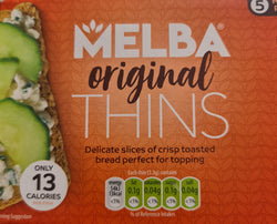 Melba Original Thins