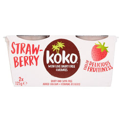 Koko Strawberry Yogurt Alternative