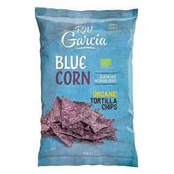 Organic Blue Corn Tortillas