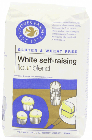 Gluten Free White Self-Raising Flour