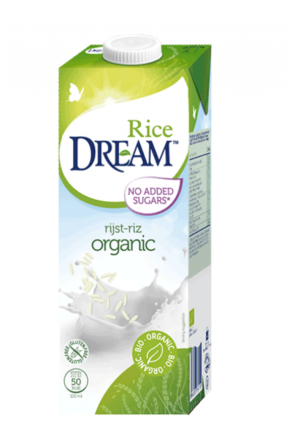 Rice Dream Original Organic Drink 1lt