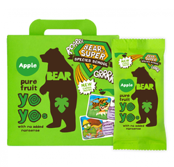 Yoyo Apple Fruit Rolls 5pk