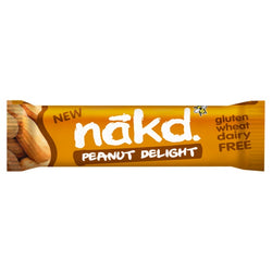 Nakd Peanut Delight Fruit & Peanut Bar 35g