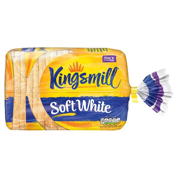 Kingsmill Soft White Bread Medium Loaf