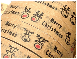 Rudolf & Friends Paper Tape