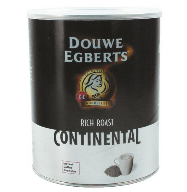 DOUWE EGBERTS Classic Rich Roast Continental Coffee 750g