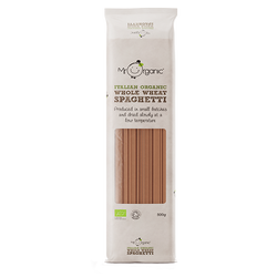 Mr Organic Organic Whole Wheat Spaghetti (500g)
