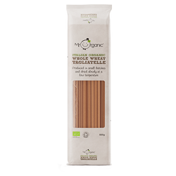 Mr Organic Organic Durum Whole Wheat Tagliatelle (500g)