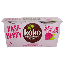 Koko Raspberry Yogurt Alternative