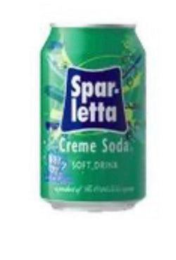 Sparletta Cream Soda 300ml