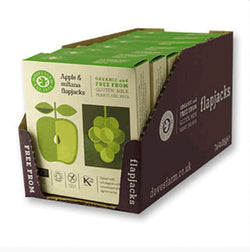 Doves Organic Multipack Apple Oat Bar with Sultanas 4 x 35g