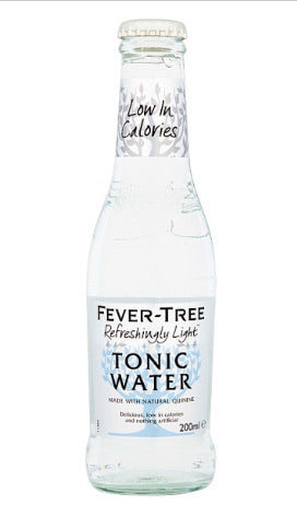 24 x 200ml Fever-Tree Light