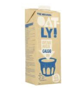 Oatly Enriched with Calcium and Vitamins 1lt