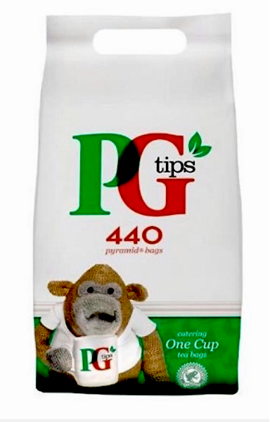 PG Tips 440 tea bags