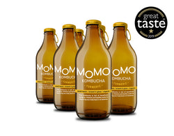Momo Ginger Lemon 330ml