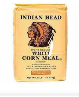 INDIAN HEAD Corn Meal 2.27kg