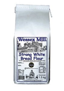 Wessex Mill Strong White Bread Flour 1.5kg - max 1 per customer!