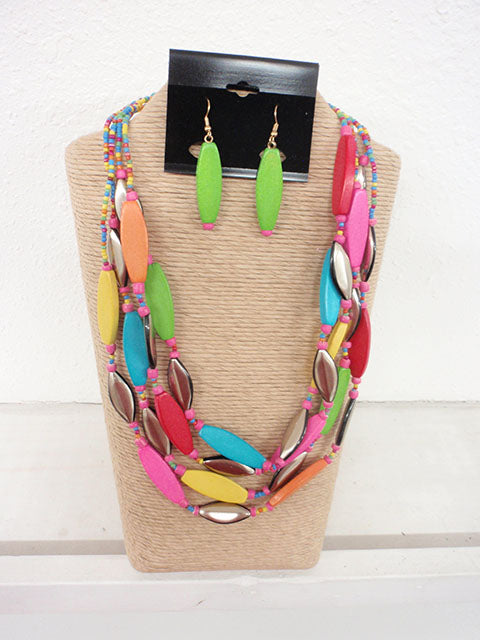 Designer Necklace and Earring Set