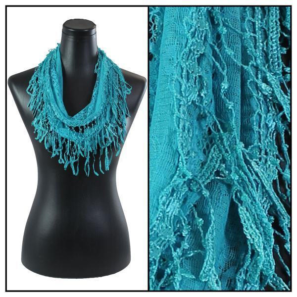 Lace Victorian Infinity Scarf