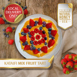 Kataifi Fruit Tart Cups and Tart*