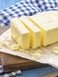 Salted butter - per pound