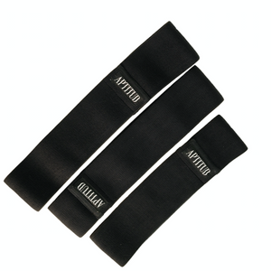Anti-Slip Resistance Bands: 3 Pack Set