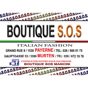 Boutique SOS ITALIAN FASHION