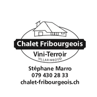 Chalet fribourgeois