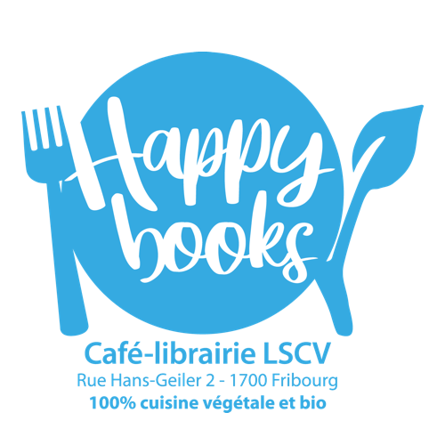 Happy Books Café librairie