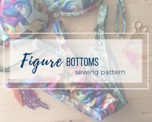 Load image into Gallery viewer, Competition Figure Suit / WPD Sewing Pattern
