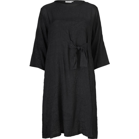 Masai Nonie Dress in Black