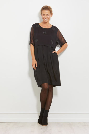Masai Ozia Dress in Black