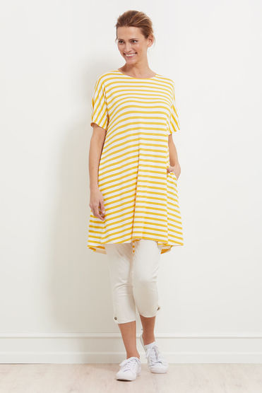 Masai Gertie Tunic in Sun