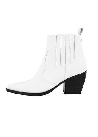 Kennel & Schmenger White Boot