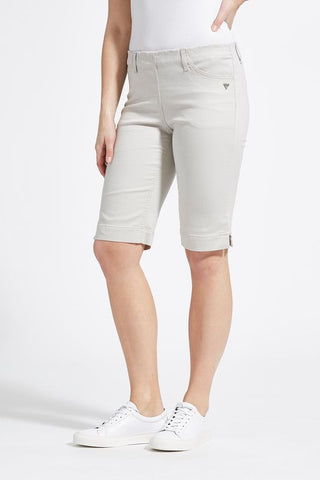 Laurie Haley Shorts in Stone