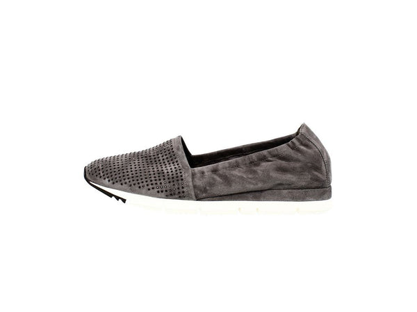 Kennel & Schmenger Tiger Ball Loafer in Steel Grey
