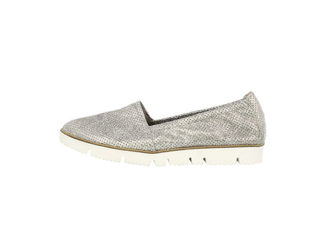 Kennel & Schmenger Pia X Loafer in Silver White