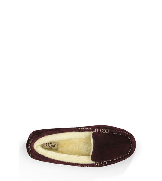 Ugg Ansley Slipper in Mahogany