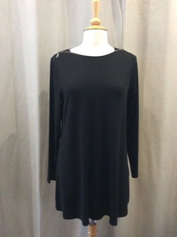 Doris Streich Black Tunic