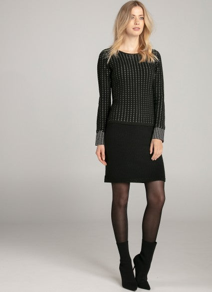 66b849f255 Claudia Strater Knitted Dress – Bellino Shoes